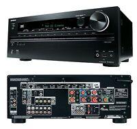 Onkyo TX-NR616 7.2 3D Home Cinema AV Network Receiver 10x HDMI THX Dolby True HD