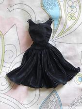 VENTE!!! Randall Craig Fashion Royalty SILKSTONE Handmade Noir Unique robe robe