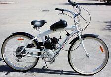 80cc Motorised Motorized Bicycle Push Bike 2 Stroke Motor Engine Kit USA