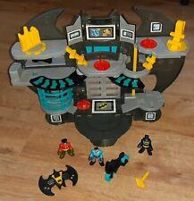 Batman Imaginext Bat Cave Playset with Figures