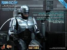 Hot Toys Mms-203 D05 Robocop & Chair With Sound Diecast Collectible Figure