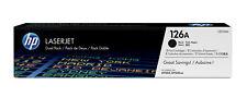 Toner negro HP Nº126a 2unidadesx1200paginas