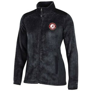 Alabama Crimson Tide NCAA Full Zip Women's Team Logo Flurry Jacket by Champion