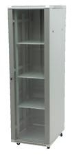 "45RU 45U 19"" Free Standing Floor Data Rack Cabinet 600 wide x 960 deep 2100 high"