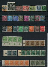 Germany, Deutsches Reich, Nazi, liquidation collection, stamps, Lot,used (KS 65)
