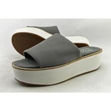 Calzado de mujer de color principal gris sintético talla 38