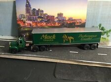 "FIRST GEAR 1:64 Scale  ""FALLEN FLAG SERIES"" ""MACK"" B-61 Day Cab with 40' Trailer"
