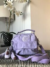 Small Kipling Crossbody Messenger Shoulder Bag With Yvonne monkey