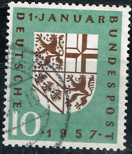 Germany Berlin Coat of Arms stamp 1957