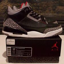 Air Jordan 3 Retro Black Cement | 10.5 | 2011 Release | 136064-010 | READ LIST