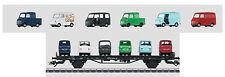 """Märklin 45099-3 Autotransporter: """"Goggo"""" DB Ep.3 Neu in OVP."""