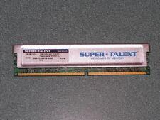 SuperTalent 1GB DDR2-667 PC2-5300 T6UB1GC5