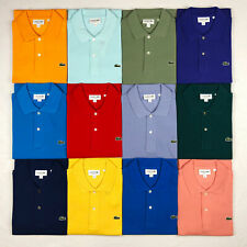 Lacoste Men's Polo Shirt Classic Fit Cotton Polo Shirt Short Sleeve