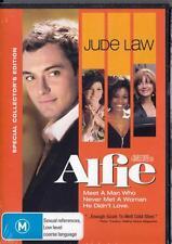 ALFIE - JUDE LAW - NEW REGION 4 DVD FREE LOCAL POST