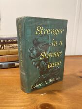 Stranger in a Strange Land, Robert A Heinlein (1961), True First Edition