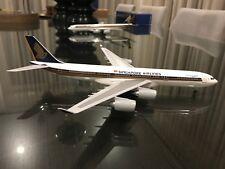 """RARE - Singapore Airlines A340-500 1:200 """"LEADERSHIP""""  - 9V-SGA - Skymarks"""