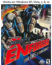X COM: Enforcer PC Game