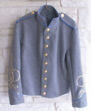 Confederate Infantry Lt Shell Jacket,Civil War, New