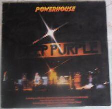 Deep Purple - Powerhouse (LP 1977) 5C 062-60072