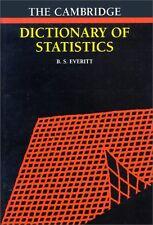 Cambridge Dictionary of Statistics