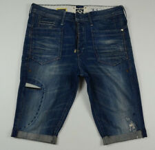 G-Star Shorts 'LOW T ST GERMAIN LOOSE TAPERED' Size 29 Mens or Boys Hand Made