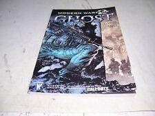 MODERN WARFARE 2: GHOST VOLUME COMPLETO DC COMICS USATO OTTIMO LEGGI!!