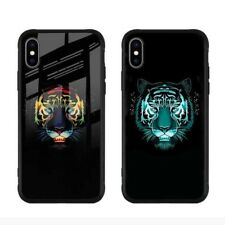 iPhone 7 Case Tiger Glow In The Dark
