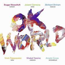 BUGGE WESSELTOFT - OK WORLD  CD NEU