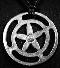 Crop Circle pendant - Star Circle – Telegraph Hill, England