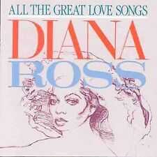 DIANA ROSS: All The Great Love Songs (Motown CD)