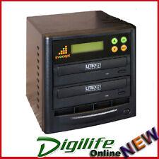 Evocept CopyBlast Ultimate DVD/CD 1 Drive Duplicator Copier Tower