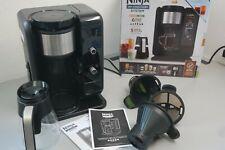 Ninja CP301 Hot & Cold Brewed System Coffee/Tea Maker Auto IQ & Milk Froth 24BOB