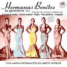 HERMANAS BENITEZ-EL QUINTETO Vol.2-2CD