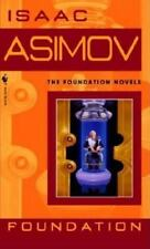 Foundation #1: Foundation by Isaac Asimov (1991, Mass Market Paperback)