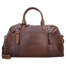 The Chesterfield Brand Avan Weekender Travel Bag Leather 53 cm (doker cognac)