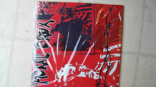 """MORAL CRUX NEW/SEALED LIMITED EDITION CLEAR VINYL """"s/t"""" HARDCORE/PUNK LP w/CD"""