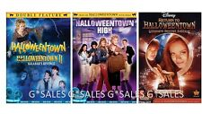 Halloweentown Complete Disney Movie Series 1 2 3 4 (High +Return) NEW DVD SET