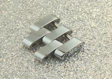 18mm Breitling Pilot Armband Stahl Glied Link Chronomat & Crosswind