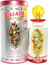 VILLAIN BY ED HARDY 4.2 OZ EDP SPRAY FOR WOMEN NEW IN BOX