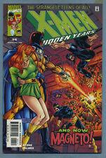 X-Men Hidden Years #4 2000 John Byrne Marvel Comics v