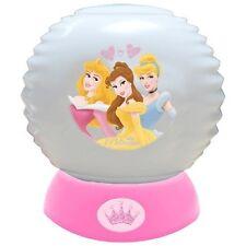 Disney Princess Lanterne Lite Coucher Lumière Nuit Neuf Cadeau