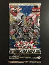 YUGIOH!! Rising Rampage Booster! RIRA! NEU&OVP! Deutsch! 1. Auflage!