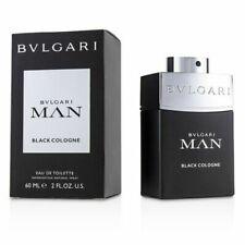 Bvlgari Man Black Cologne for Men Eau de Toilette Spray 2.0 oz