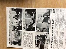 q2-5 ephemera 1968 picture radio sheffield peter cooper david jones ward morgan