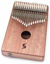 Stagg KALI-PRO17E-MAProfessionelle Eletro-Akustische Kalimba mit 17 Zungen