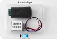 Emulatore del Sensore di Presenza del Sedile adatto European BMW 5 E60 E61 7 E65