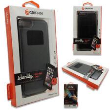 Griffin Identity iPhone 6 Plus / 6s Plus / 7 Plus Black Ultra Slim Bumper Case