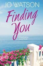 Destination Love: Finding You 3 by Jo Watson (2017, Paperback)