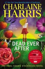 Dead Ever After (Wheeler Large Print Book Series), Harris, Charlaine, Good Condi