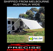 Coast RV Caravan Front Sunscreen - to Suit 18' Rollout Awning (5.2mtr)
